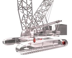 crawler-crane